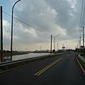 府安堤頂道路