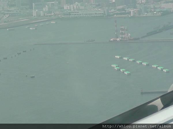 空拍東京灣
