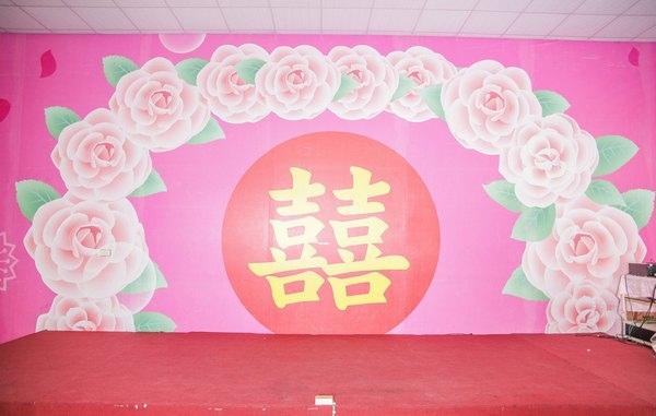 翔鴻傳統的宴客場地