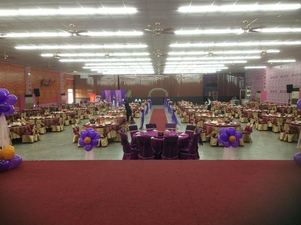 翔鴻最正式的婚宴場地