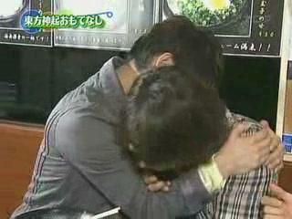 [TV] 090323 Fukuoka FBS Night Shuffle.JPG