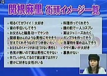 090517 TokyoMX TV Oshaberi BaaBa - 關根麻里1.JPG