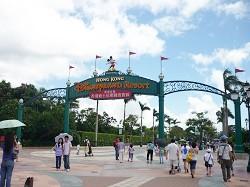 2009.07.31 香港 Disney
