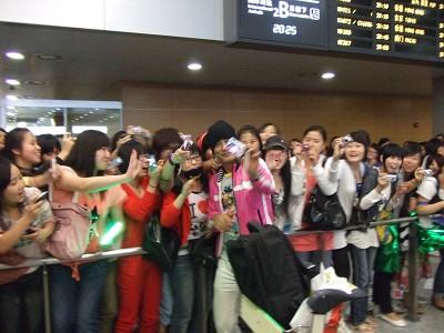 2009.10.01 上海浦東機場