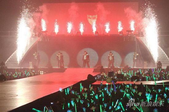 2009.10.17 SS501 台北演唱會