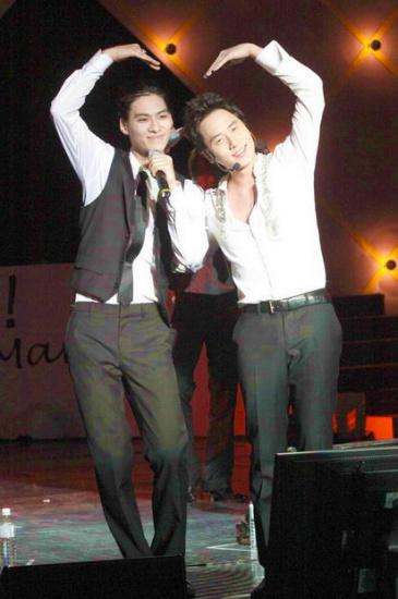 2009.11.14 李先鎬《SHOW!Single Man》亞洲巡演首站