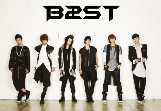 B2ST Bad Girl