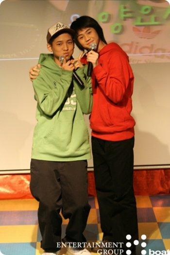 yoseob & Daniel