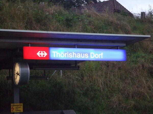 Thorishaus Dorf