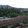 環繞 Bern 的護城河