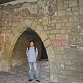 古城牆的遺跡
