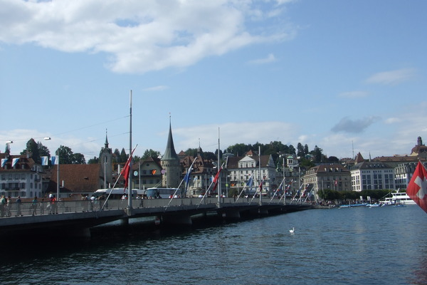 Luzern城市風景