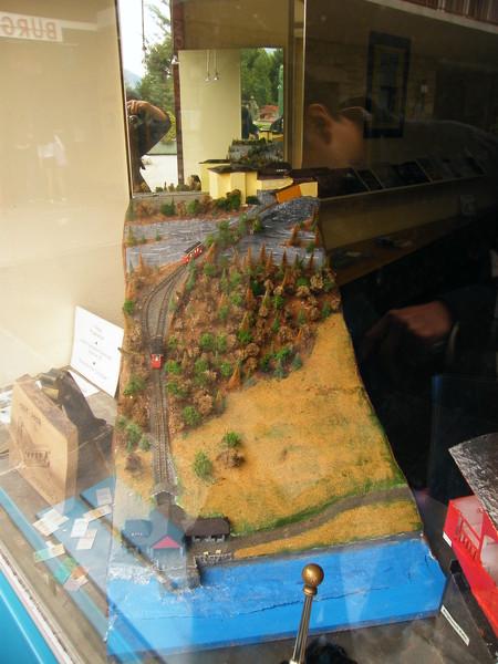 小火車的模型