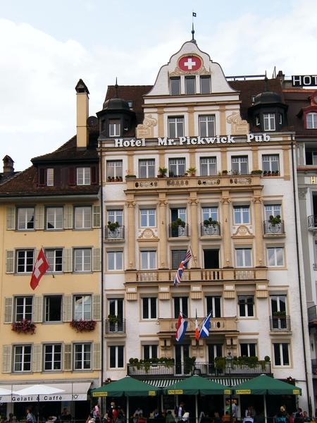 漂亮的Hotel