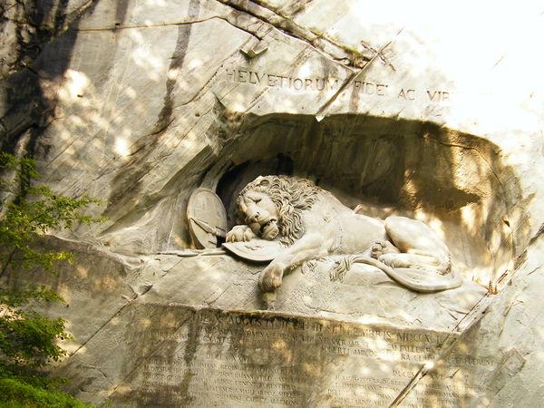 獅子記念碑