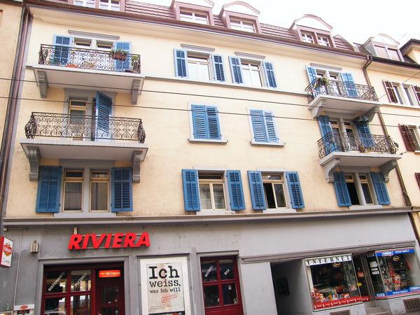 Zurich街道