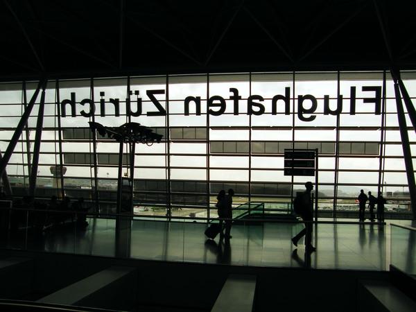 Zurich機場