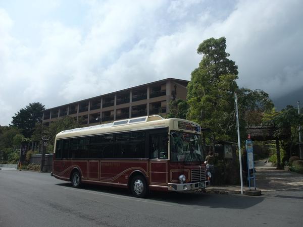 登山bus