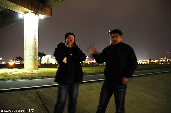 老GY & 我
