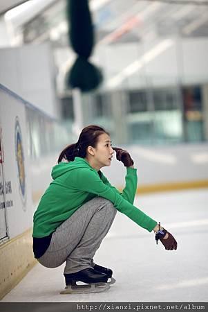 弦子密練溜冰一年 (3)