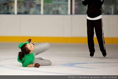 弦子密練溜冰一年 (4)