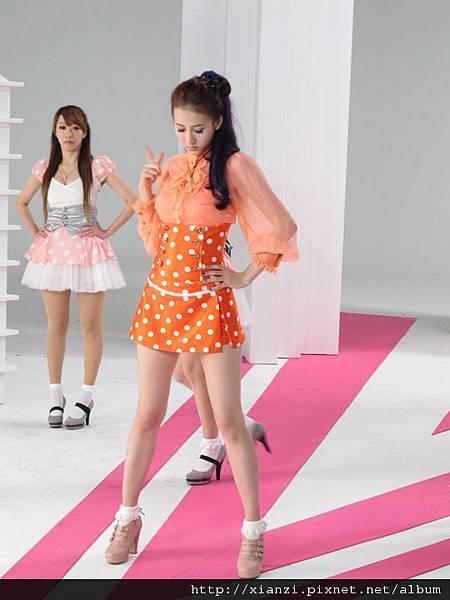 【心跳】MV連夜拍攝中!