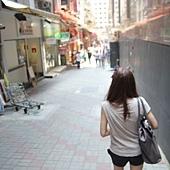 香港一堆莫名其妙的小巷子