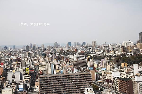 大阪市區街景 (2)