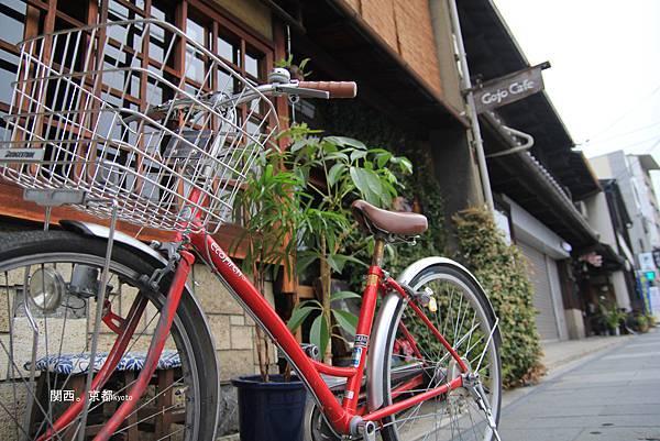 京都騎自行車旅遊去嚕!
