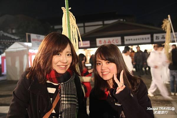 八坂神社 火繩販賣