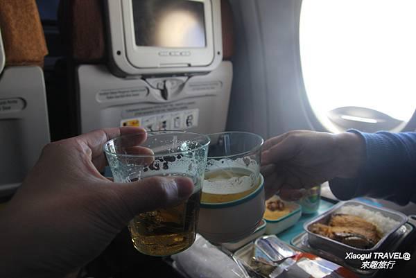 印尼航空飛機餐