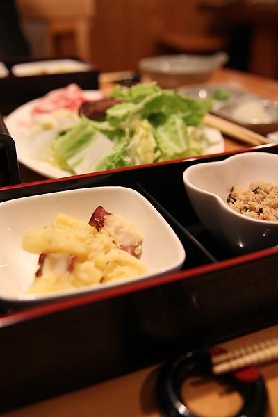 日式小菜,讓人感覺十分幸福