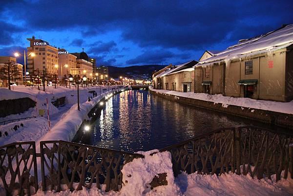 小樽散策-小樽運河