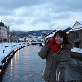 小樽散策-小樽運河 好漂亮的景色