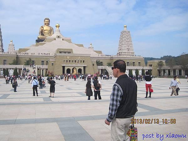 高雄佛陀紀念館2013.02.13 125
