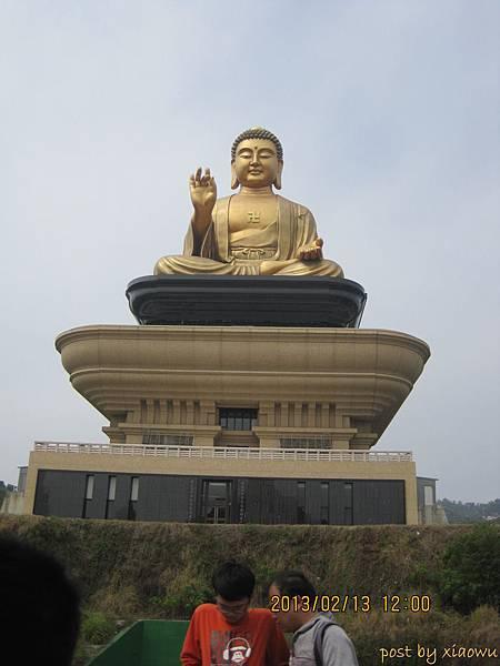高雄佛陀紀念館2013.02.13 152