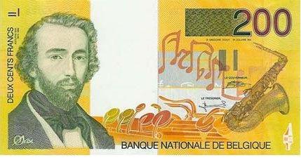 belgium_1995_200_franc_f_m