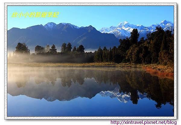 9999紐西蘭 lake mathosen