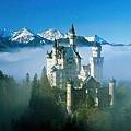 第1名 德國新天鵝城堡