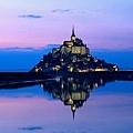 第2名 法國聖蜜雪兒山城堡