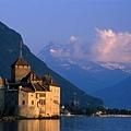 第6名 瑞士西庸城堡