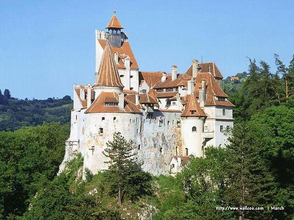 第10名 羅馬尼亞德古拉城堡