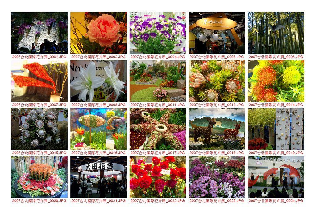 2007台北國際花卉展_0001