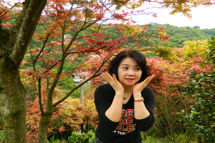 台北奧萬大楓紅-0047