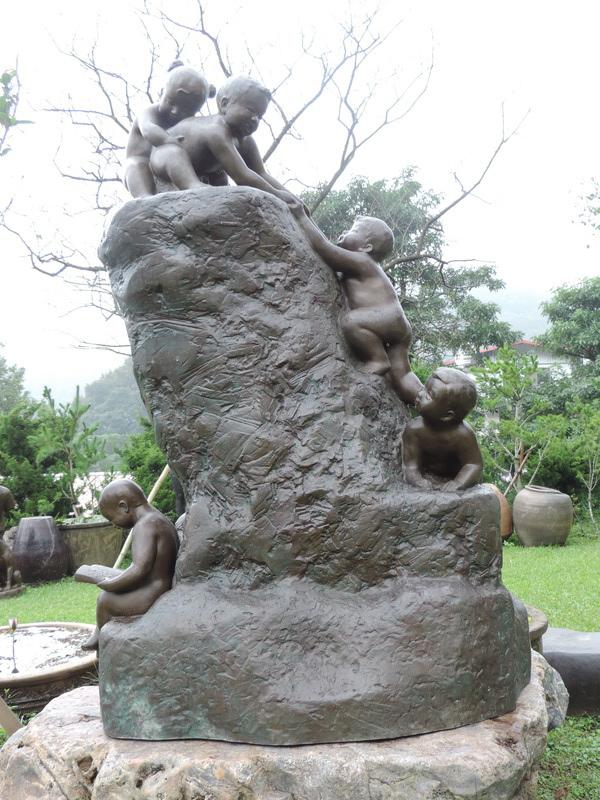 王秀杞石雕-014