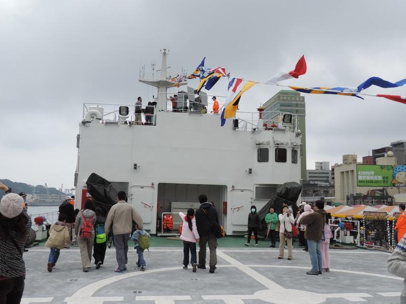 參觀新北艦-0008