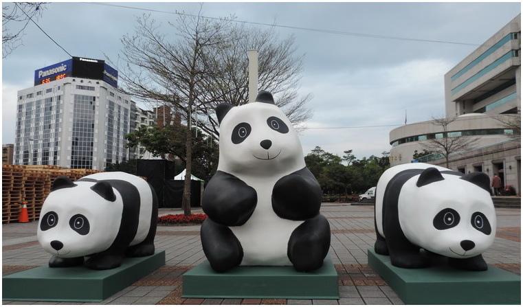 紙雕貓熊-0004