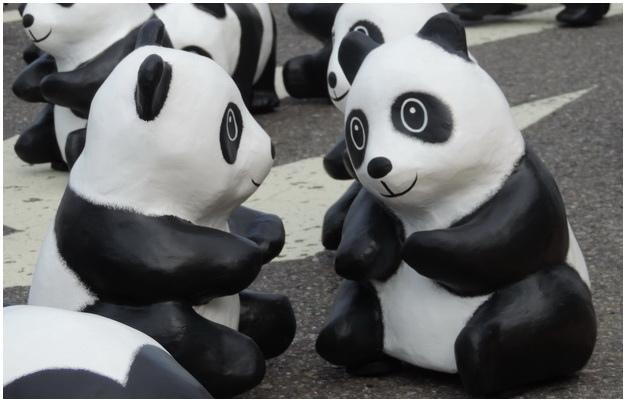 紙雕貓熊-0012