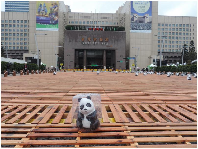 貓熊穿雨衣-0002
