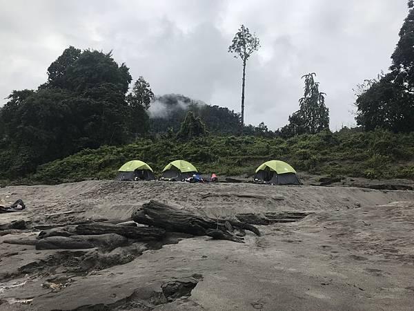 第一批老外的营地